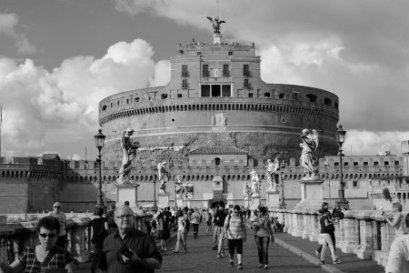 Castel-st-angelo